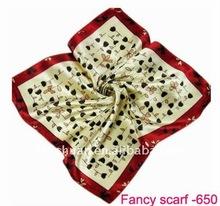lady silk magic fashion scarf 2012