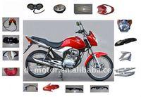 Titan 150 Motorcycle parts