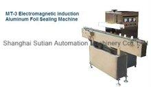MT-3 continuous electromagnetic induction aluminum foil sealer