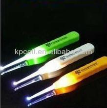 LED flashlight earpick ear cleaner