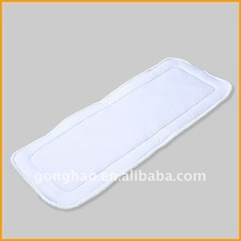 5 layers bamboo cotton inserts absorption and breathable