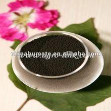 China bio granules nitryl humic acid manufacturer