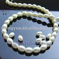 Perlas de imitación para collares y pulseras