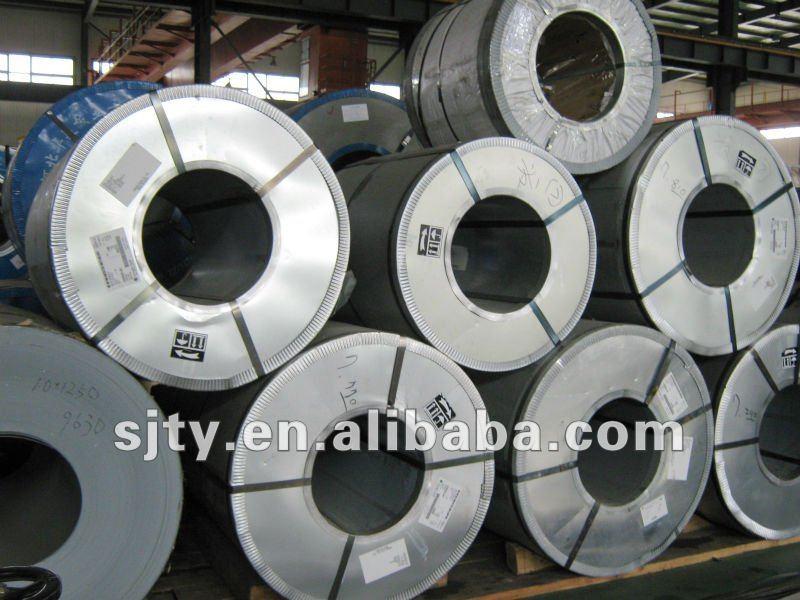 DX51D Galvanized steel coils
