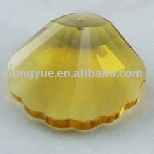seashell Bead (Jewelry Finding)--DD20,crystal jewelry components, chandelier trimming