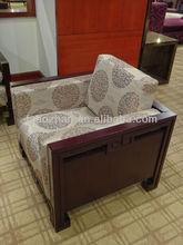 delicate chinese design AZ-0976 single sofa