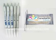 Promotional Pen with Pull-out Flag , banner pen, Logo flyer pen