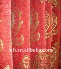 Fashionable jacquard curtain fabric