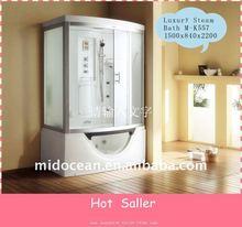 steam shower high quality acrylic