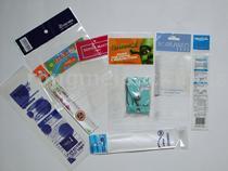 OPP packing Bag OPP header bag