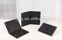 14MM DVD CASE black single cd cover standard BLD11470