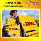 shenzhen express to USA by DHL