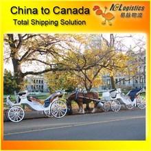 shenzhen lcl sea shipping service to Canada