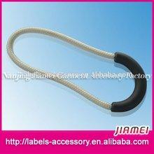 hot light silicon zipper for bag