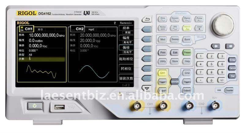 Rigol dg4062 функция генератор