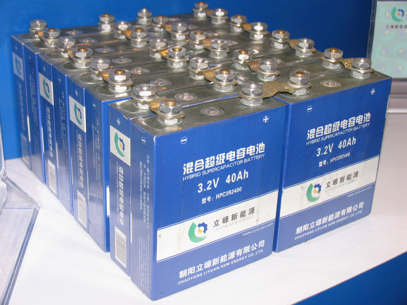 48V/40Ah Electric vehicle Battery Pack(hybrid supercapacitor battery)