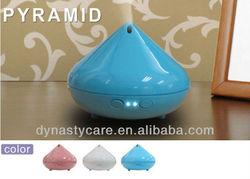 XJ112 Home Mini Pyramid Ultrasonic Aroma Diffuser/ Aroma Humidifier