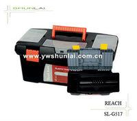 Emergency Tool Kit Repair,Electrical Tool kit, High Quality Plastic Toolbox G517