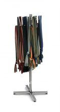 2012 Durable scarf hanger Steel rack
