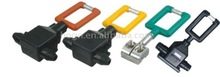 J10DLX Insulating earthing clamp
