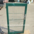 swing único malha cerca portão