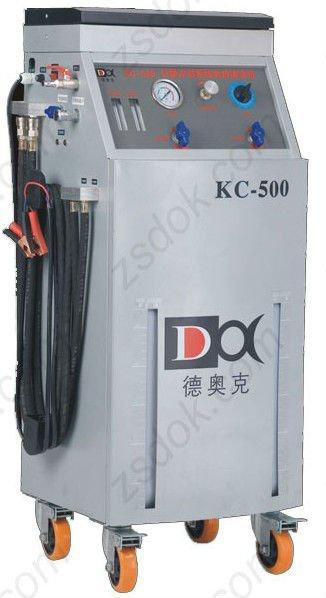 radiator flush machine