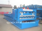 QJ color steel roof tile roll forming machines