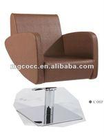 2012 Hot sale yellow salon barber chair E-JZC-007L