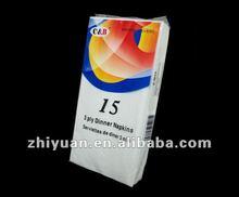 3-Ply Dinner paper napkin B-N15