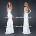 elegante sweetheart frisado appliqued vestidos de noite para as mulheres grávidas