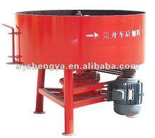 jq350 concrete pan mixer vertical mixer