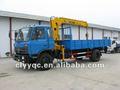 Nuevo camión de carga de la grúa camión venta