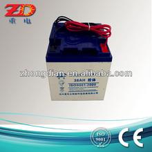 maintenance free vrla battery 12v 33ah
