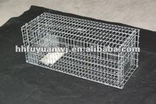 pvc bird folding metal cage