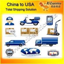 alibaba express ropa from China to USA