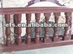 beautiful solid wood roman pillar for sale(EFS-364)