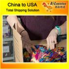 my alibaba express from China to USA