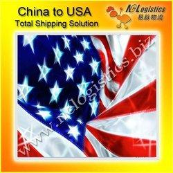 Hongkong shipping agent to Miami