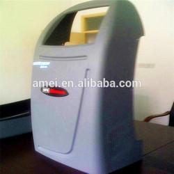 Custom ABS vacuum forming plastic equipment cover