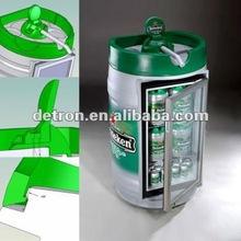 Vacuum forming plastic case for beverage/Soft drink