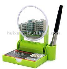alibaba express Multi-funcional Notes Block with rahmen DIY Namecard Stander name card holder clip