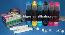Continuous Bulk Ink CIS CISS for Epson Artisan 730 837 Printer cartridges 99