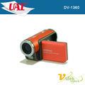 720 p câmera de vídeo digital, Filmadora HD