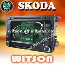 WITSON navigation system skoda