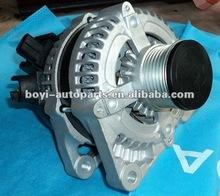 Car Alternator Flat copper wire alternator for Ford Focus 23821 104210-3520