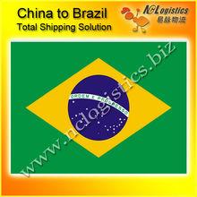 door to door service to brazil
