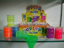 multi color oil slime toy