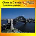 seefracht versand china bis kanada