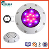 12 Volt LED underwater Stainless Steel Wall-mounted IP68 led pool light
