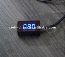 24V voltmeter motorcycle meter